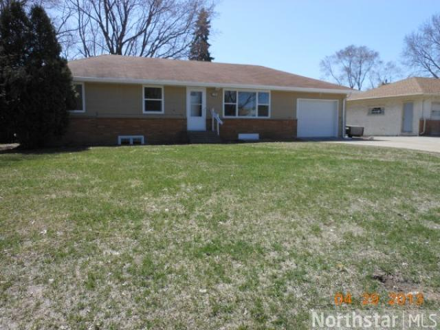 Fridley Home, MN Real Estate Listing