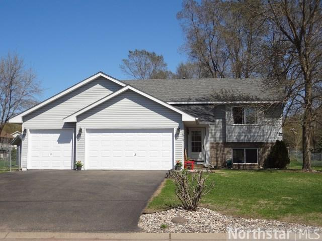 Blaine Home, MN Real Estate Listing