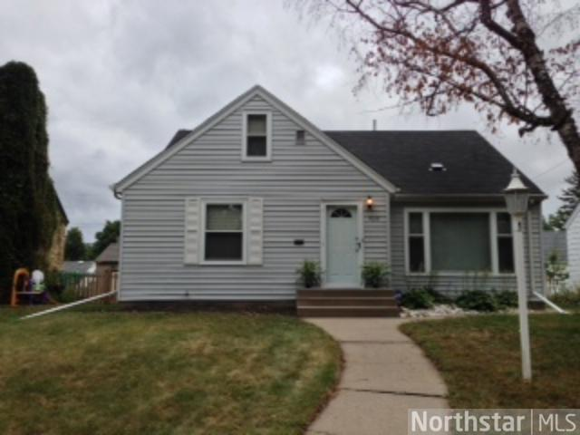 Minneapolis Home, MN Real Estate Listing