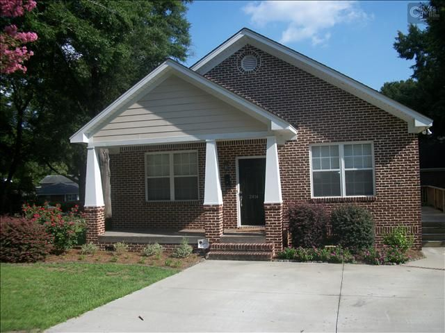 columbia Home, SC Real Estate Listing