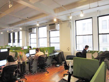 Below Market Loft Office Space In Chelsea
