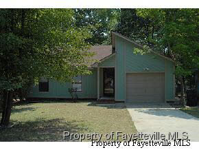 Fayetteville Home, NC Real Estate Listing