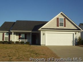 Raeford Home, NC Real Estate Listing
