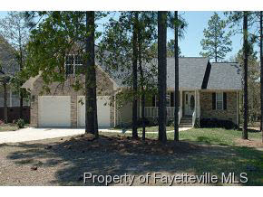 Sanford Home, NC Real Estate Listing