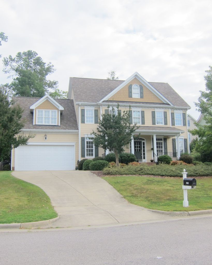 Apex Home, NC Real Estate Listing