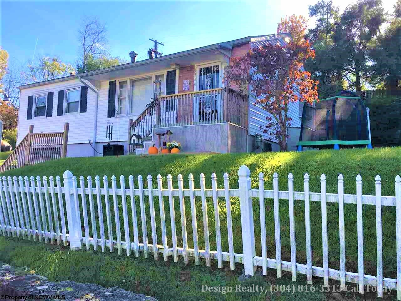 Fairmont Home, WV Real Estate Listing