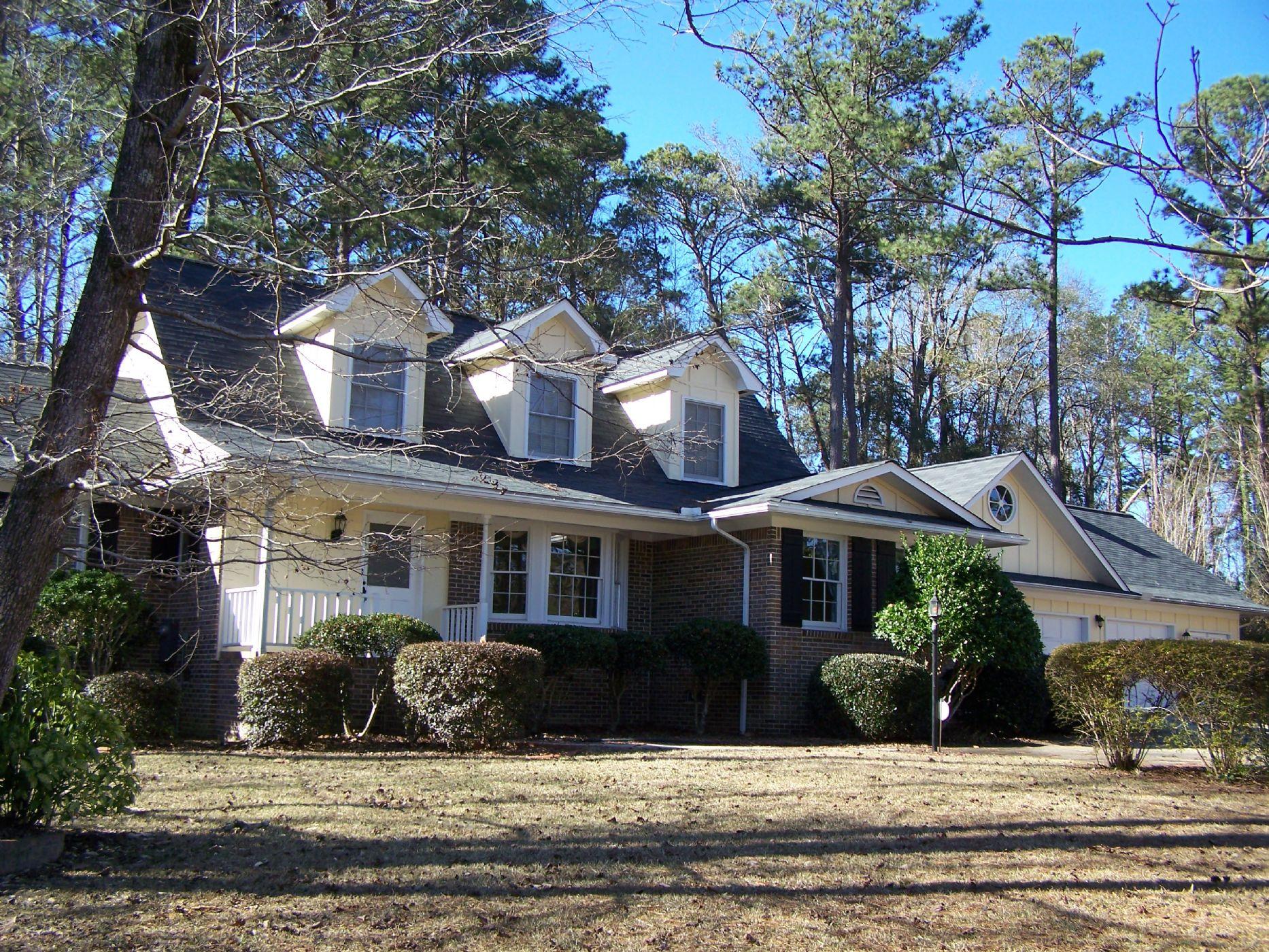 Thomasville Home, AL Real Estate Listing
