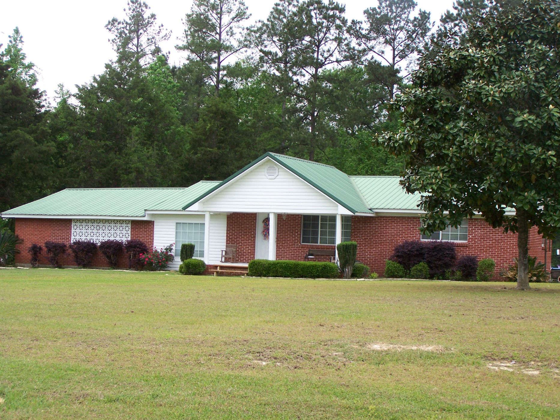Millry  Home, AL Real Estate Listing