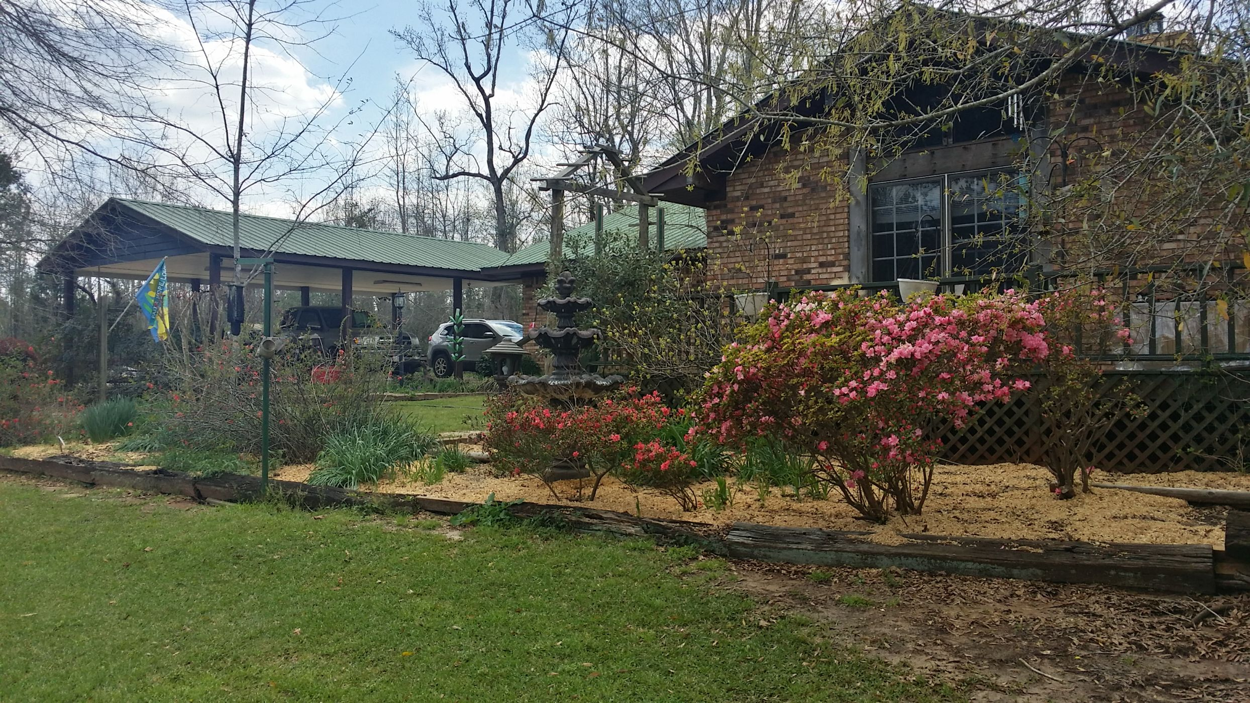 AMAZING PROPERTY!!! Brick Home/ 10 ACRES / Fish POND AND POOL in ...