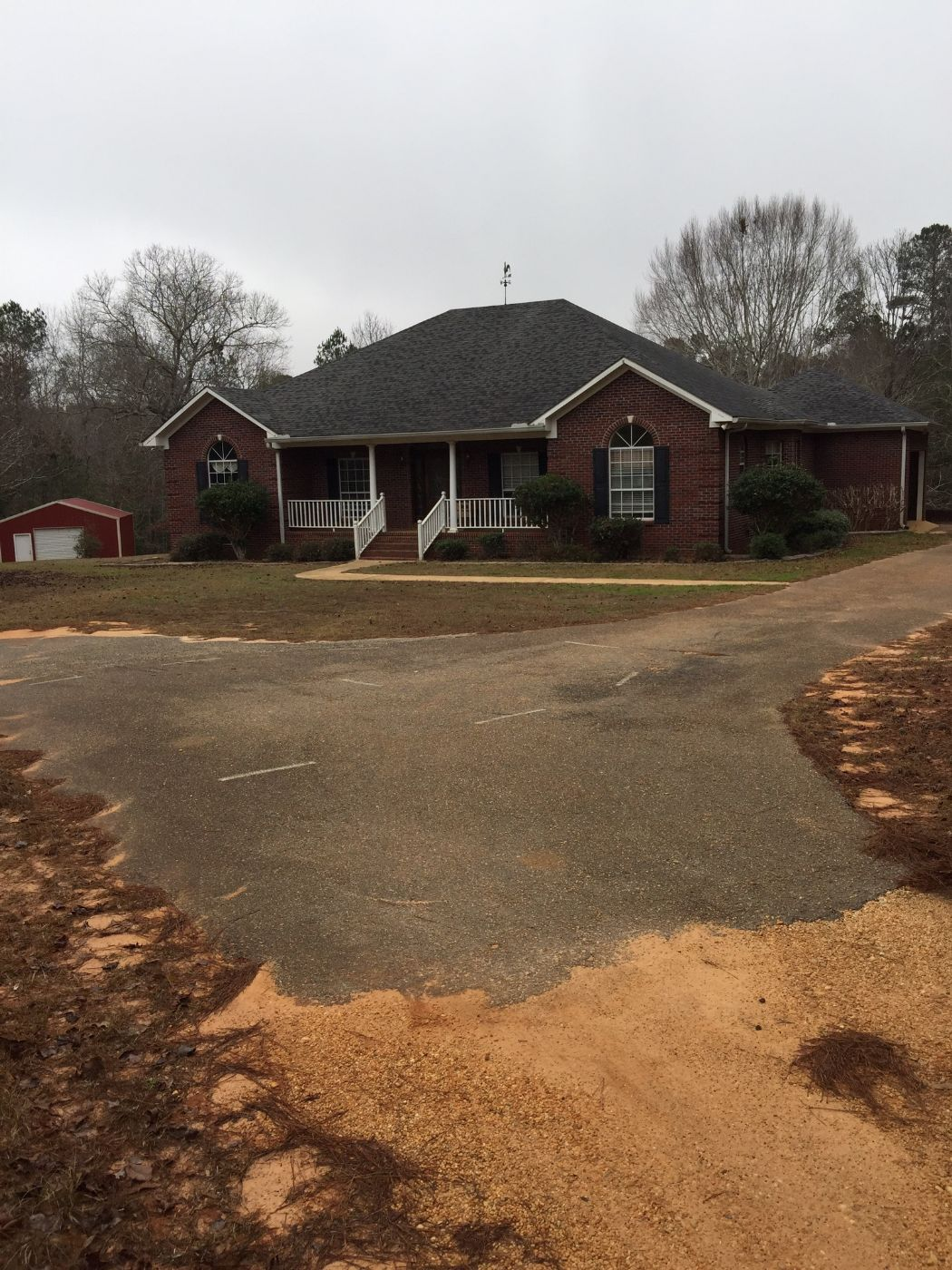 Jackson Home, AL Real Estate Listing