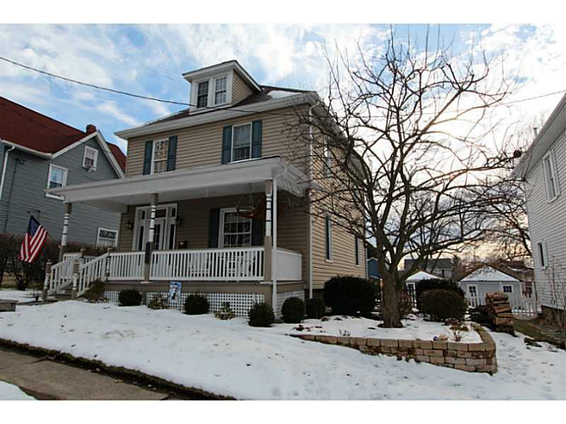 Ligonier Boro Home, Pa Real Estate Listing