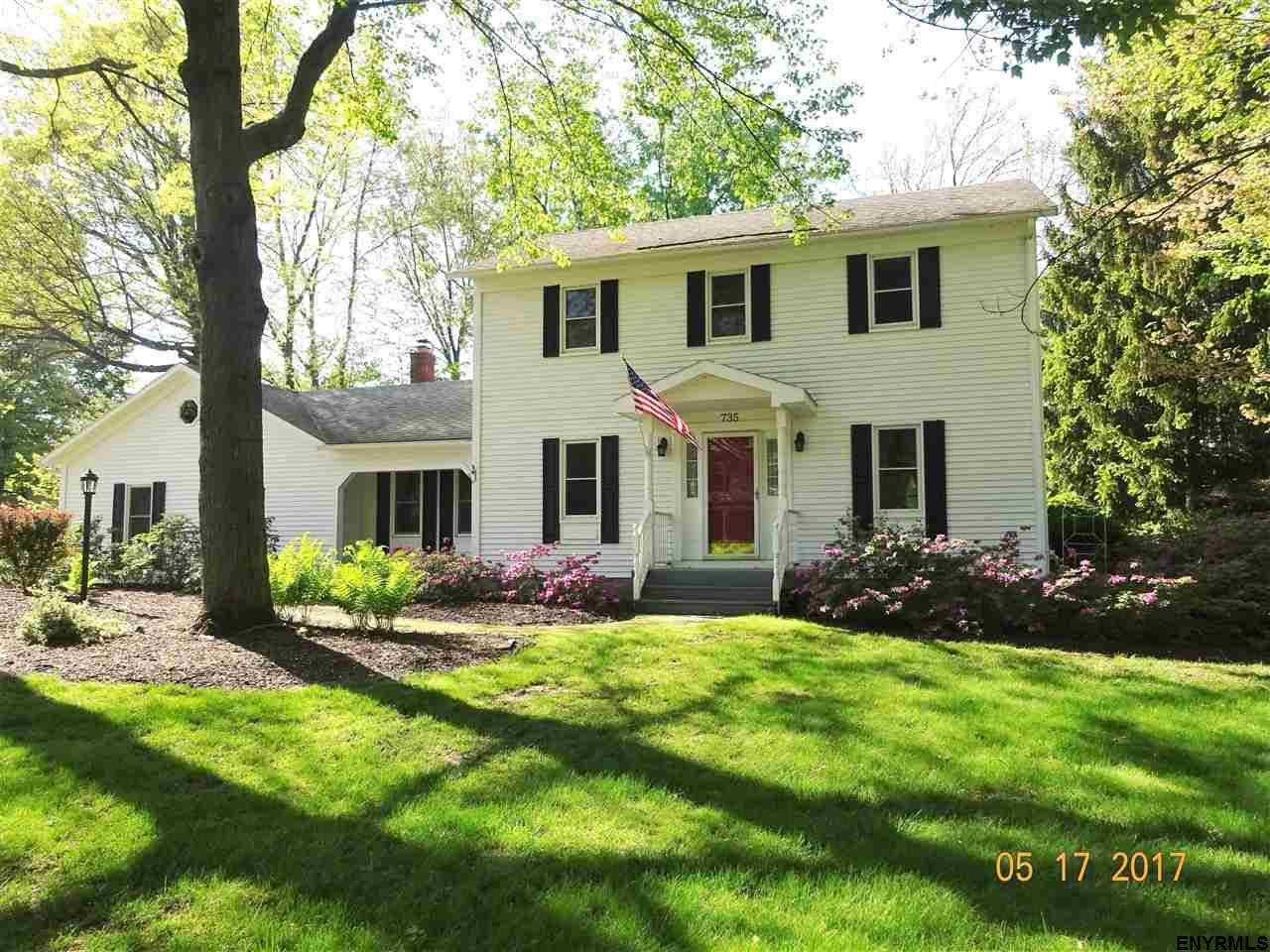 Niskayuna Home, NY Real Estate Listing