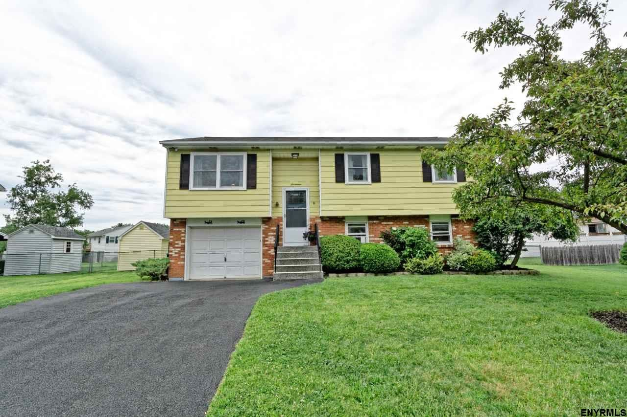Cohoes Home, NY Real Estate Listing