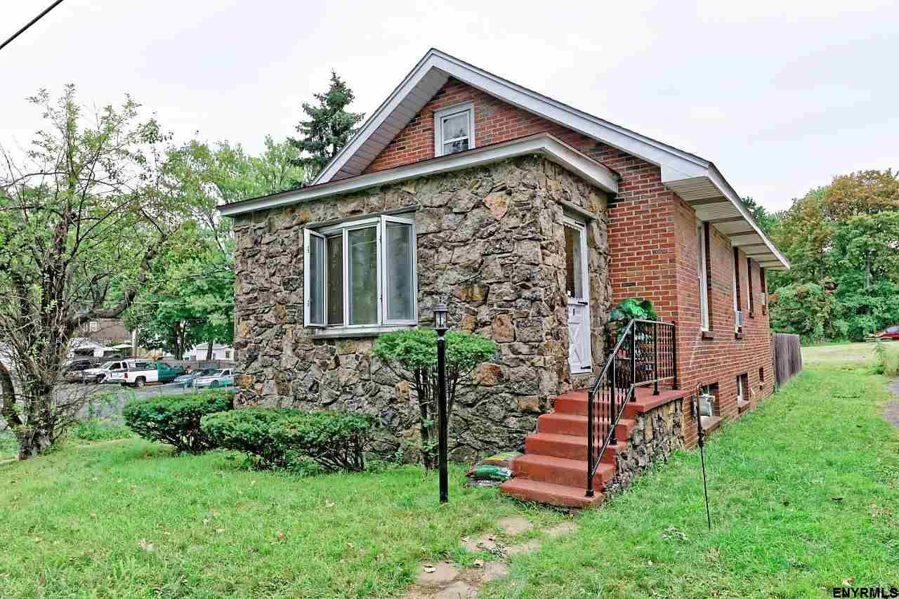 Albany Home,  Real Estate Listing