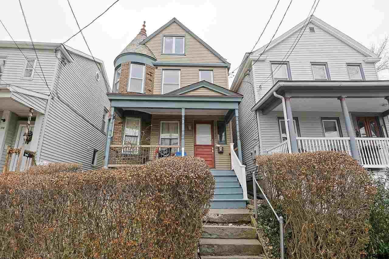 Rensselaer Home, NY Real Estate Listing