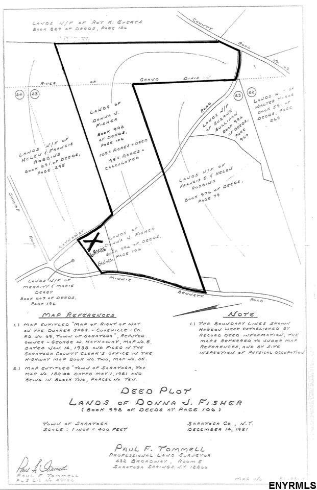 Saratoga TOV Home, NY Real Estate Listing