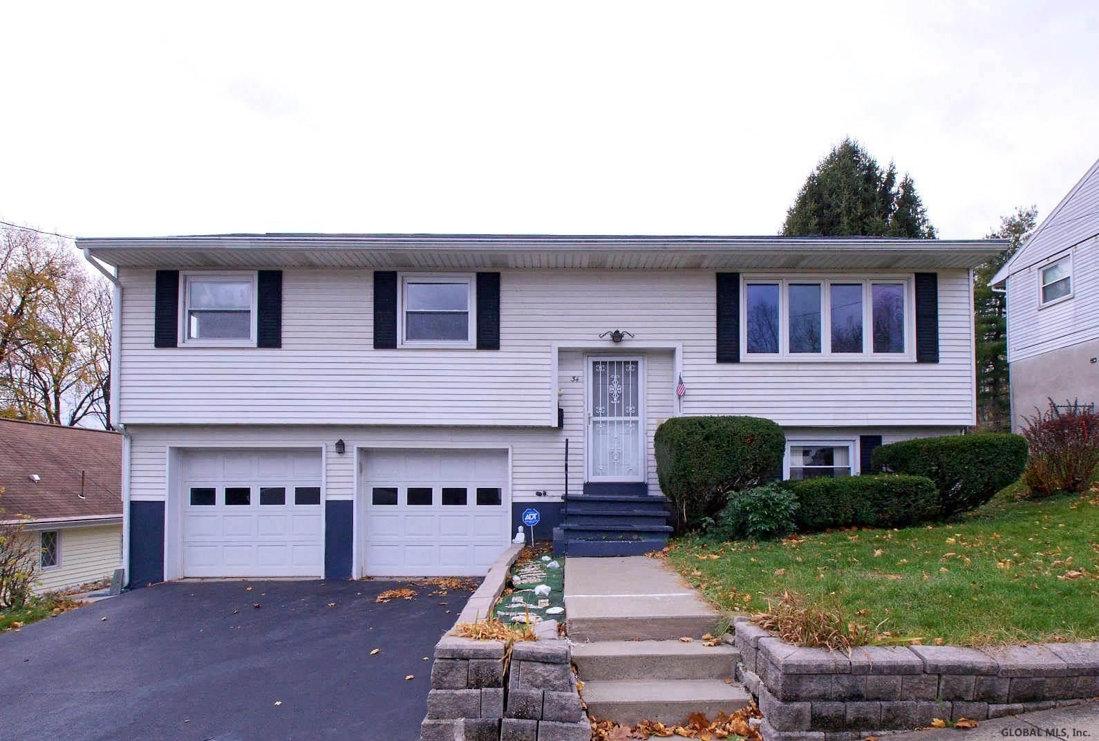 Menands Home, NY Real Estate Listing
