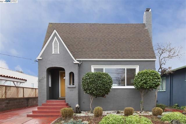 Oakland Home, CA Real Estate Listing