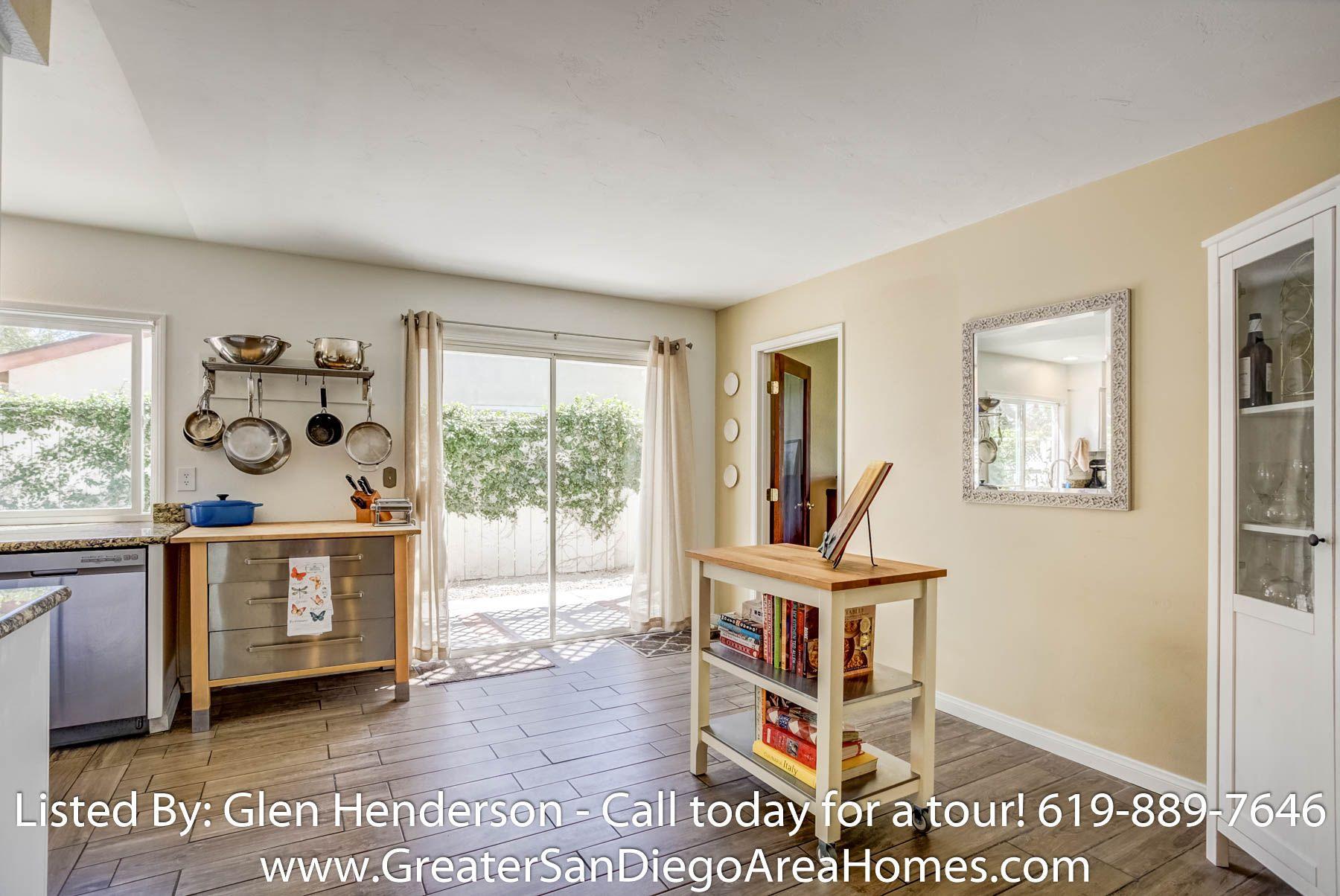 Tierrasanta Houses For Sale   4980 Paguera Court   Listed By Tierrasanta  Realtor Glen Henderson