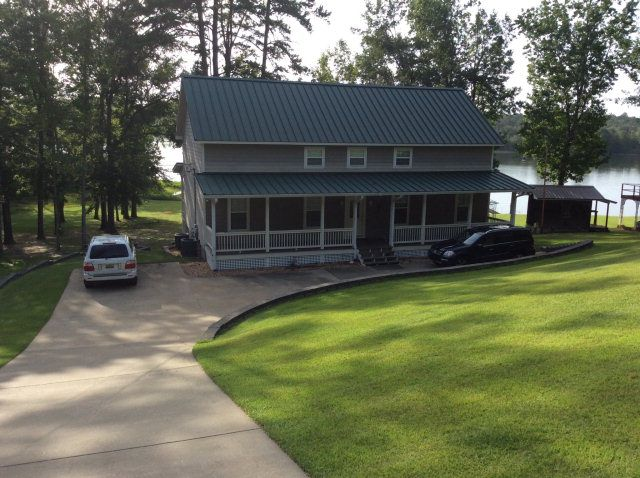 Eufaula Home, Alabama Real Estate Listing