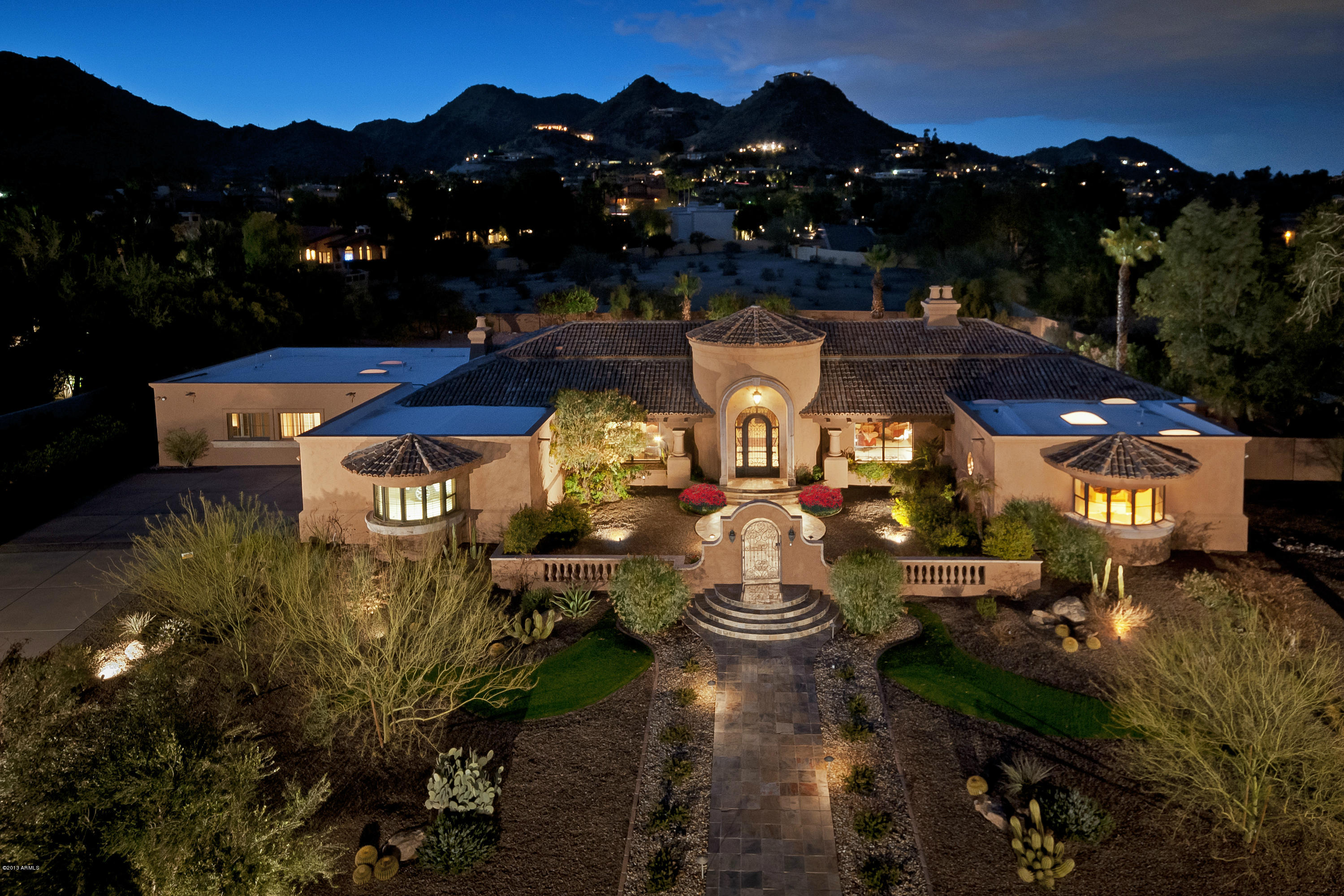 Paradise Valley Home, AZ Real Estate Listing