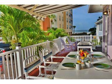 Sunset Beach Cottage 720 Estero Blvd Fort Myers Beach Fl