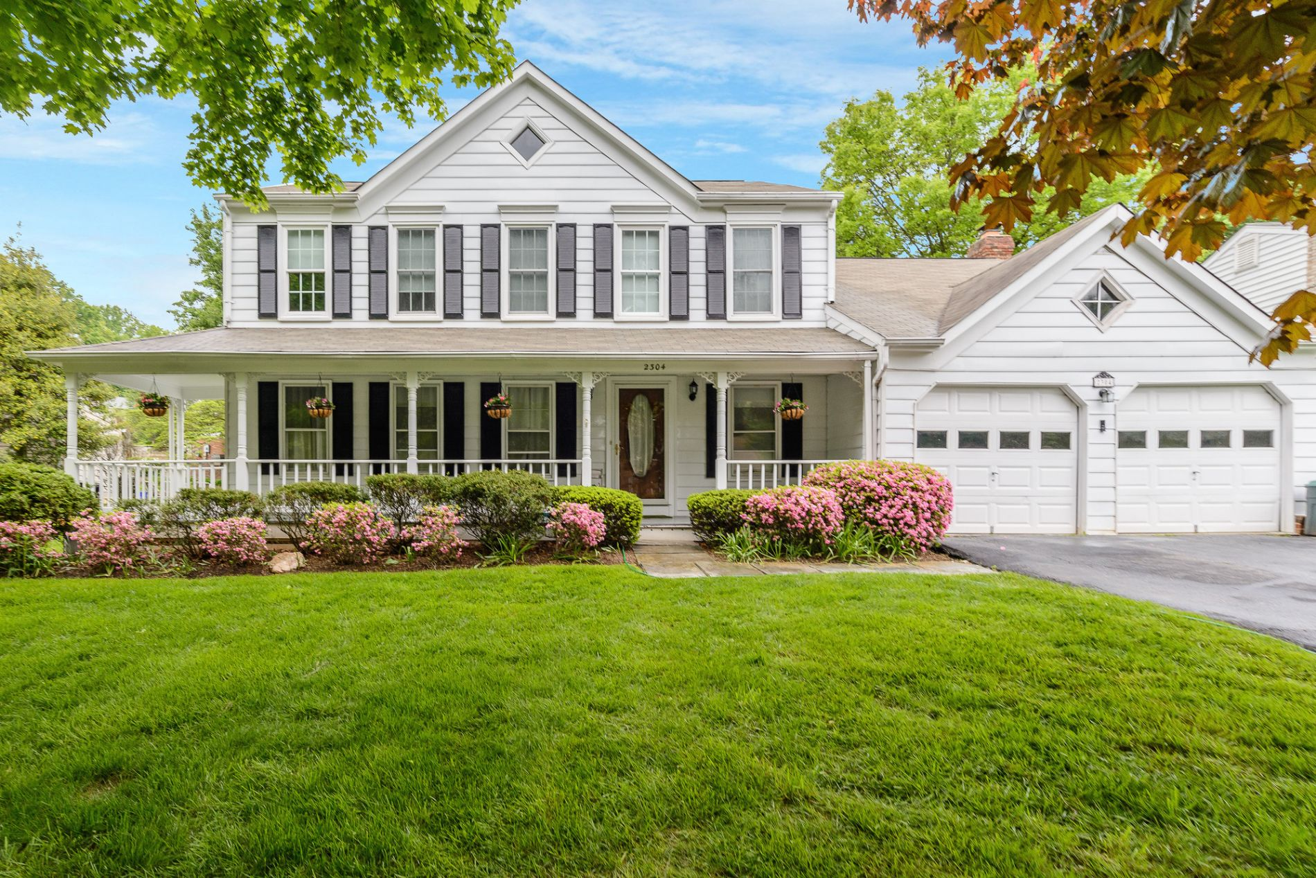 Silver Spring Home, MD Real Estate Listing