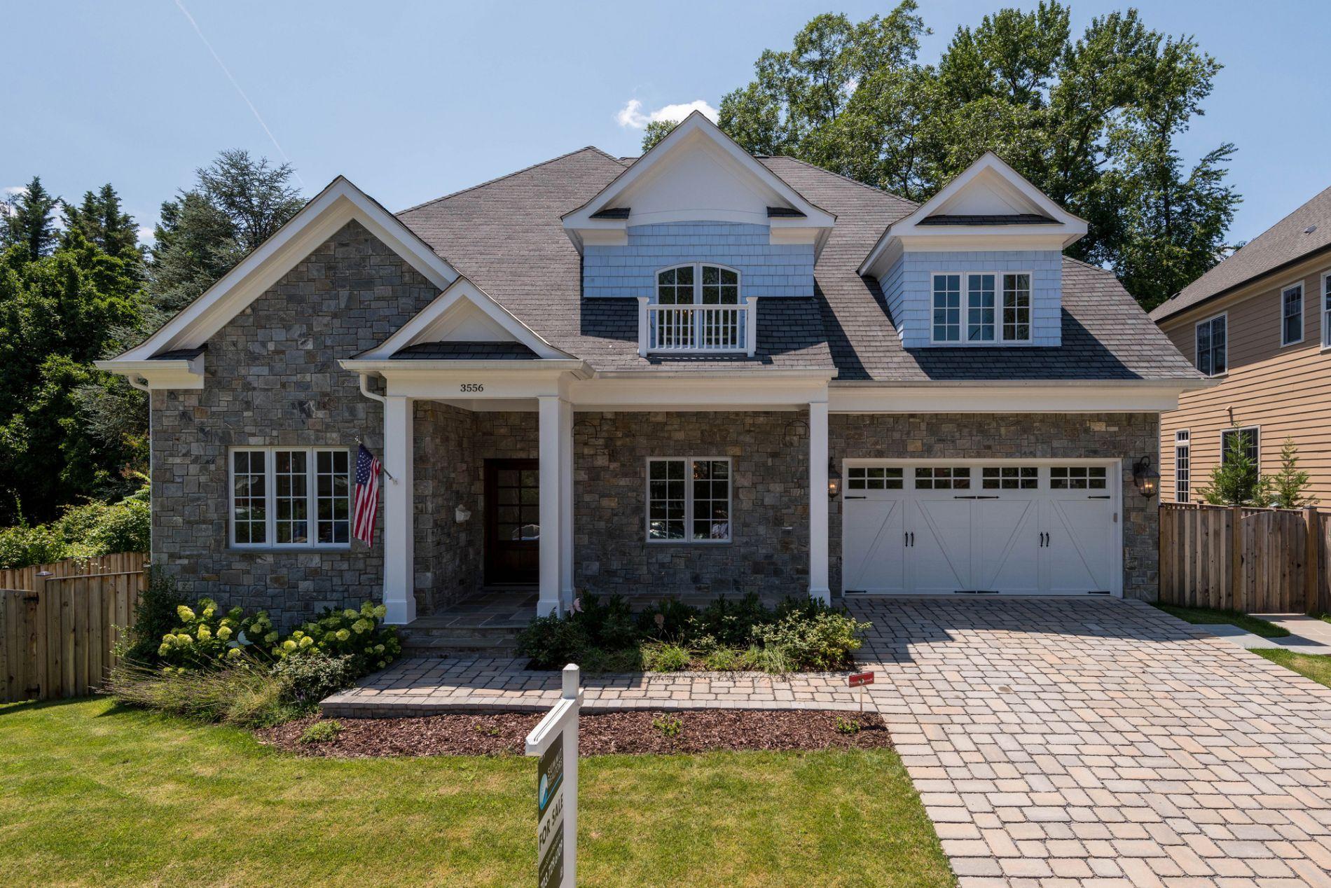 Arlington Home, VA Real Estate Listing