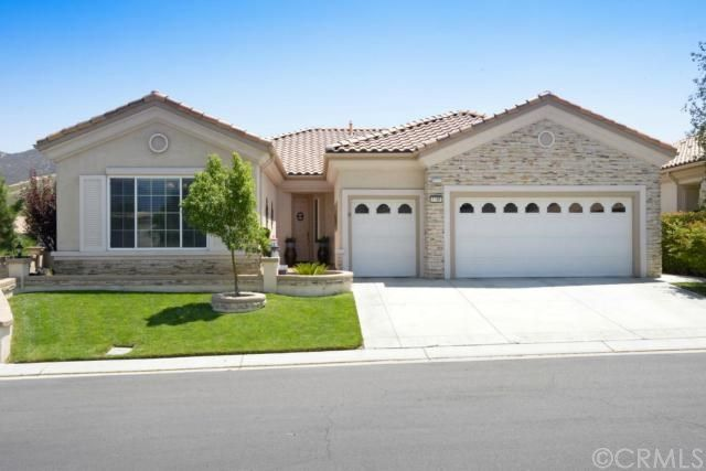 Banning Home, CA Real Estate Listing