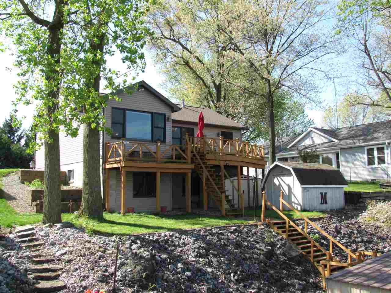 Monticello Home, IN Real Estate Listing
