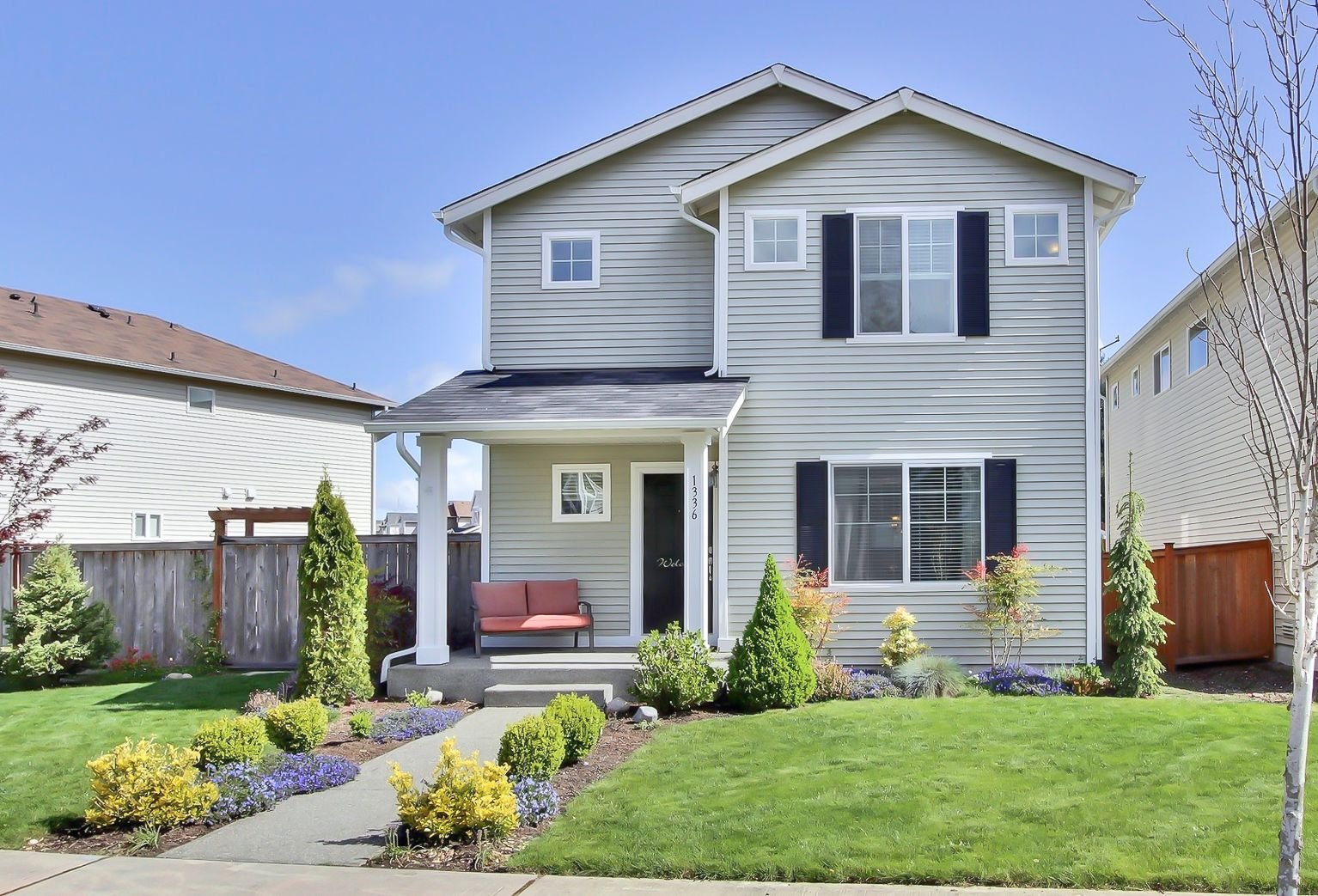 Lacey Home, WA Real Estate Listing