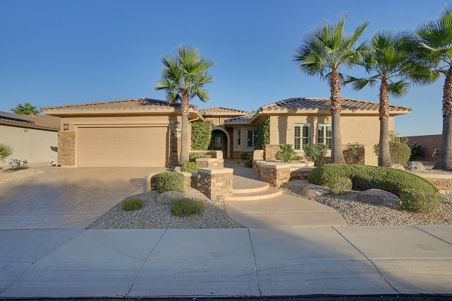 Remarkable Popular Model With Casita In Sun City Grand 20209 N Home Interior And Landscaping Oversignezvosmurscom