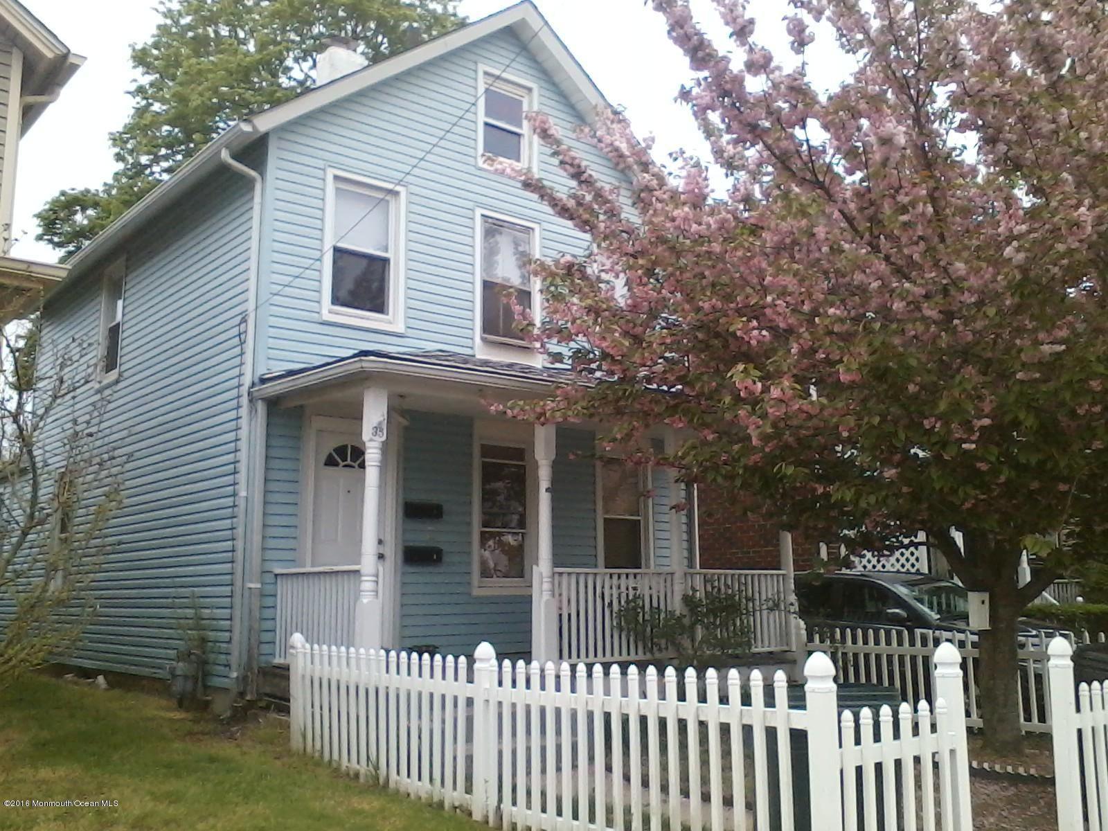 Red Bank Home, NJ Real Estate Listing
