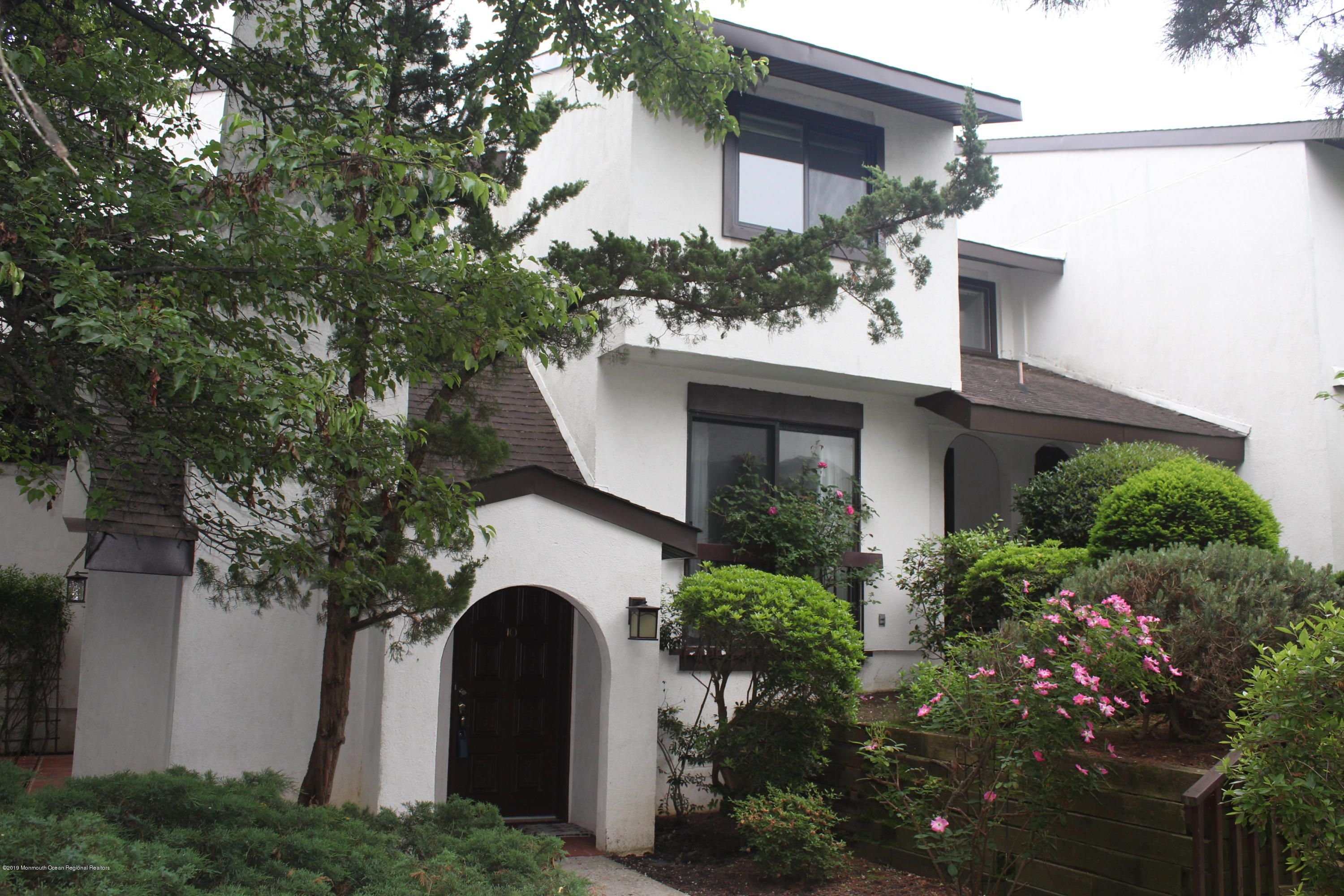 Red Bank Tower Hill Townhouse 10 Tower Hill Drive Red Bank Nj