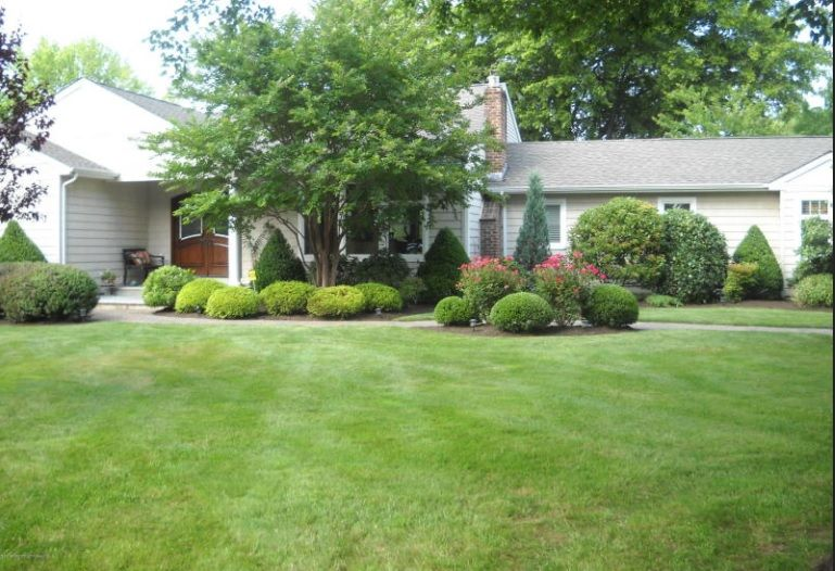 Little Silver Home, NJ Real Estate Listing