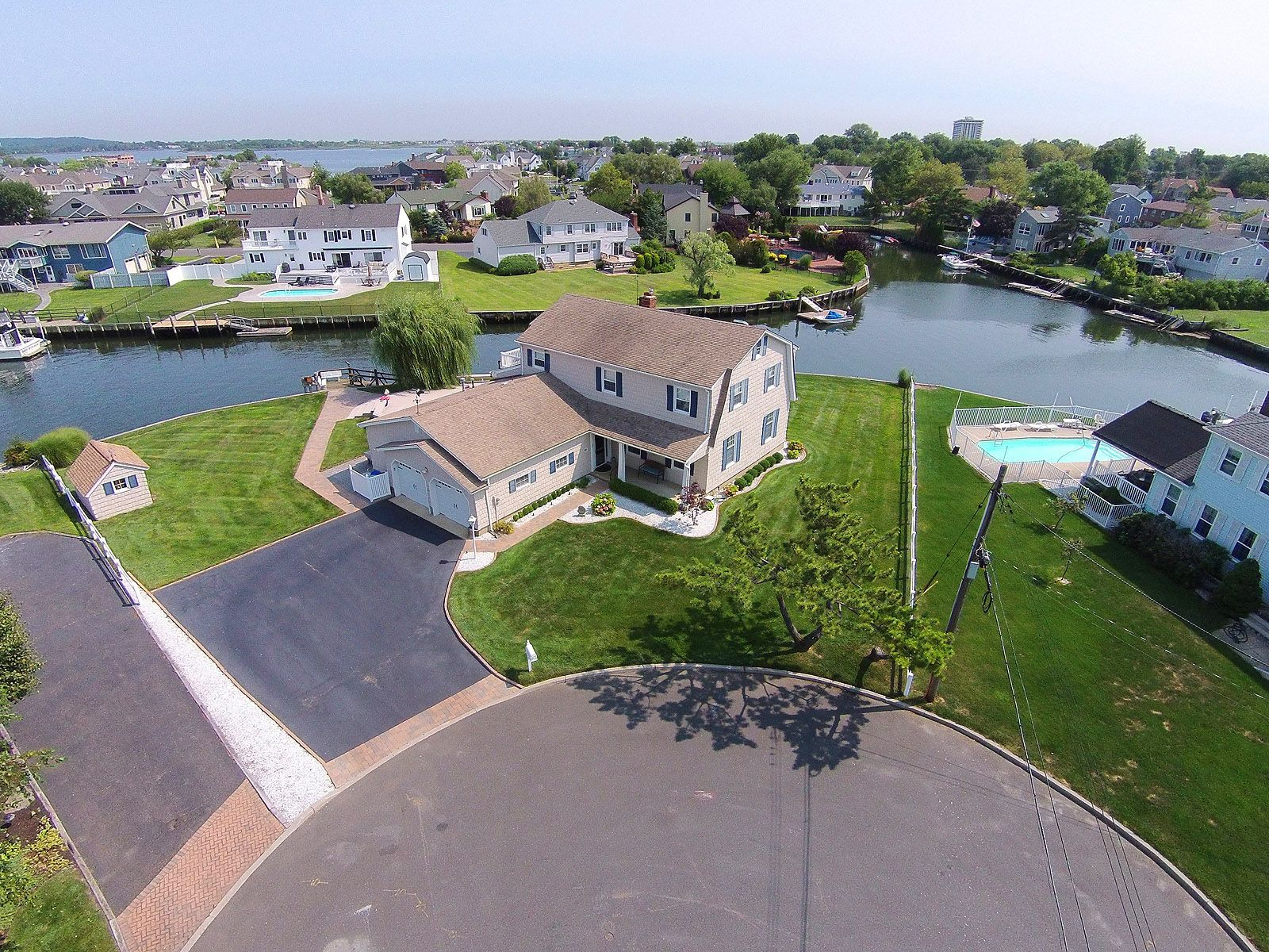 Monmouth Beach Home, NJ Real Estate Listing