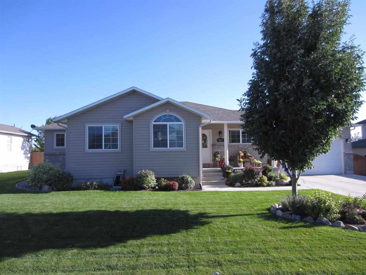 Chubbuck Home, ID Real Estate Listing