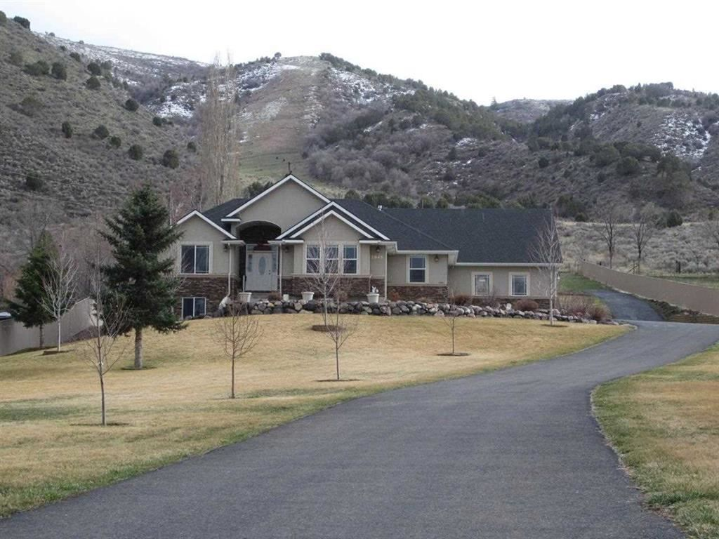 Inkom Home, ID Real Estate Listing