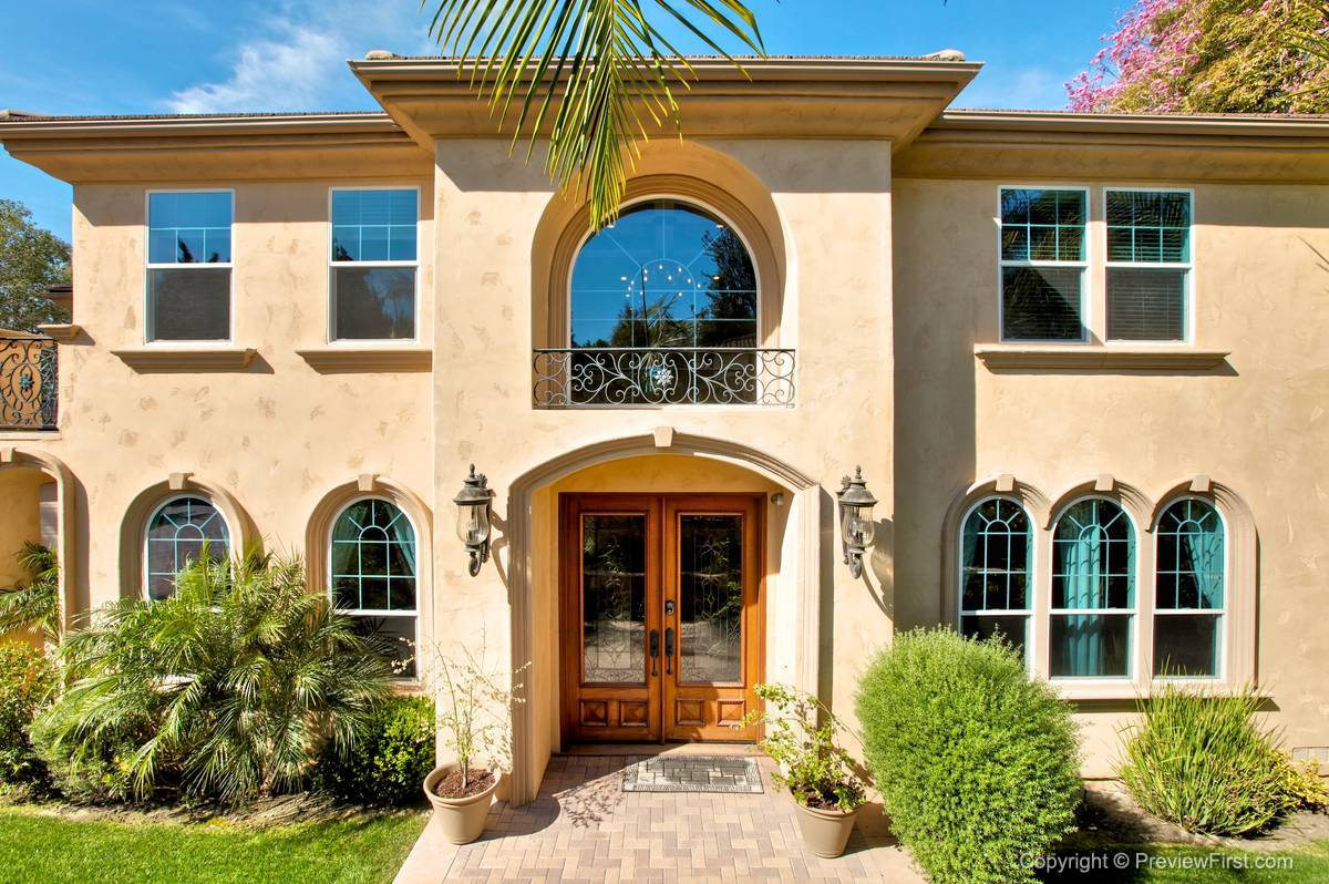 windows mediterranean style home home design and style