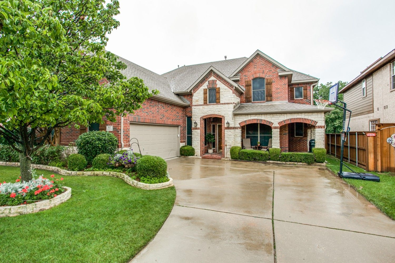 Hickory Creek Home, TX Real Estate Listing