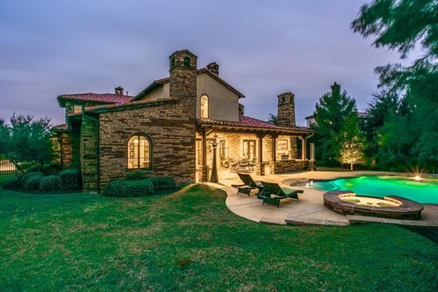 Westlake Home, TX Real Estate Listing