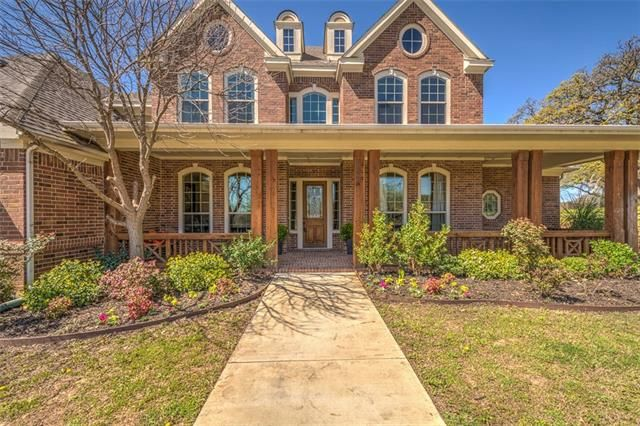 Colleyville Home, TX Real Estate Listing