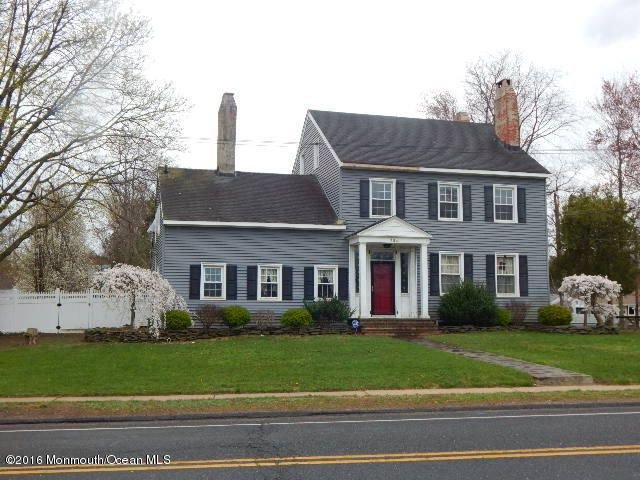 Leonardo Home, NJ Real Estate Listing