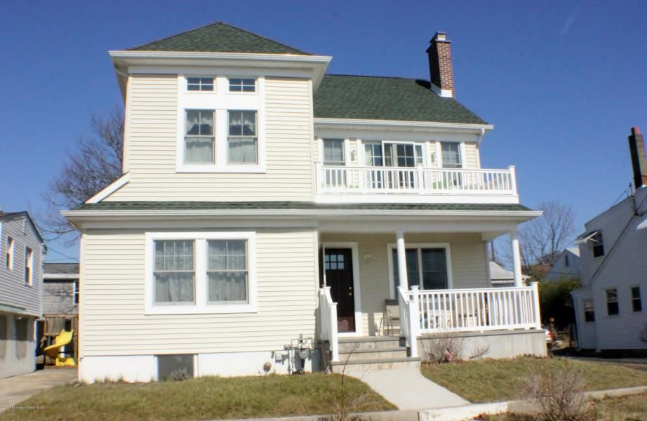 Bradley Beach Home, NJ Real Estate Listing