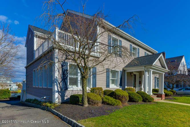 Belmar Home, NJ Real Estate Listing