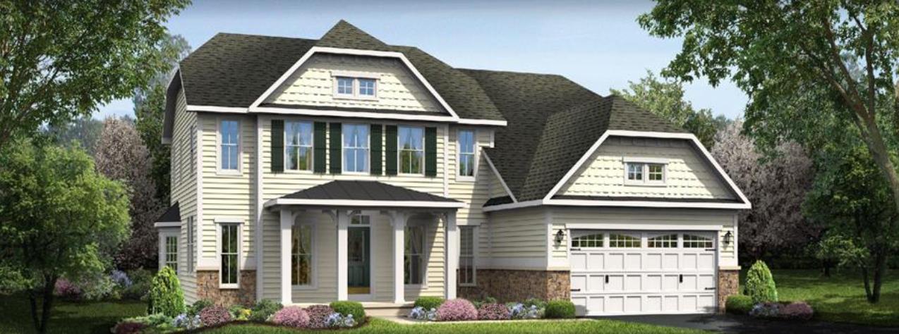New Construction in Marlton - Devonforde Estates, Marlton NJ