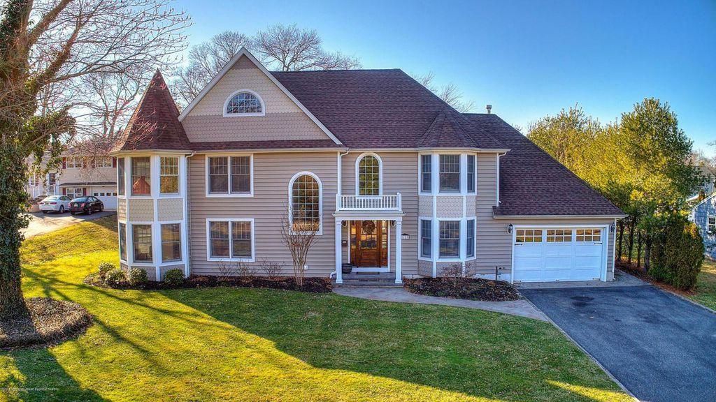 Sea Girt Home, NJ Real Estate Listing