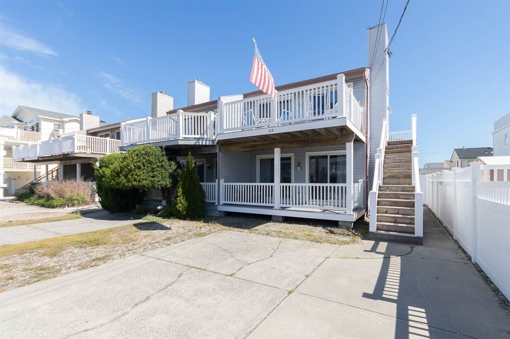Sea Isle City Home, NJ Real Estate Listing