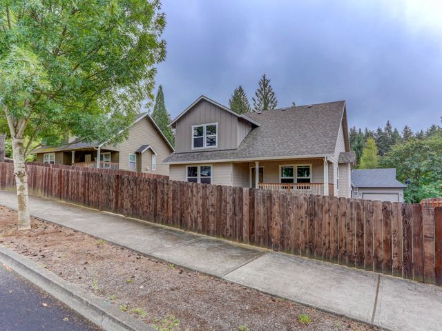 Sandy Home, OR Real Estate Listing