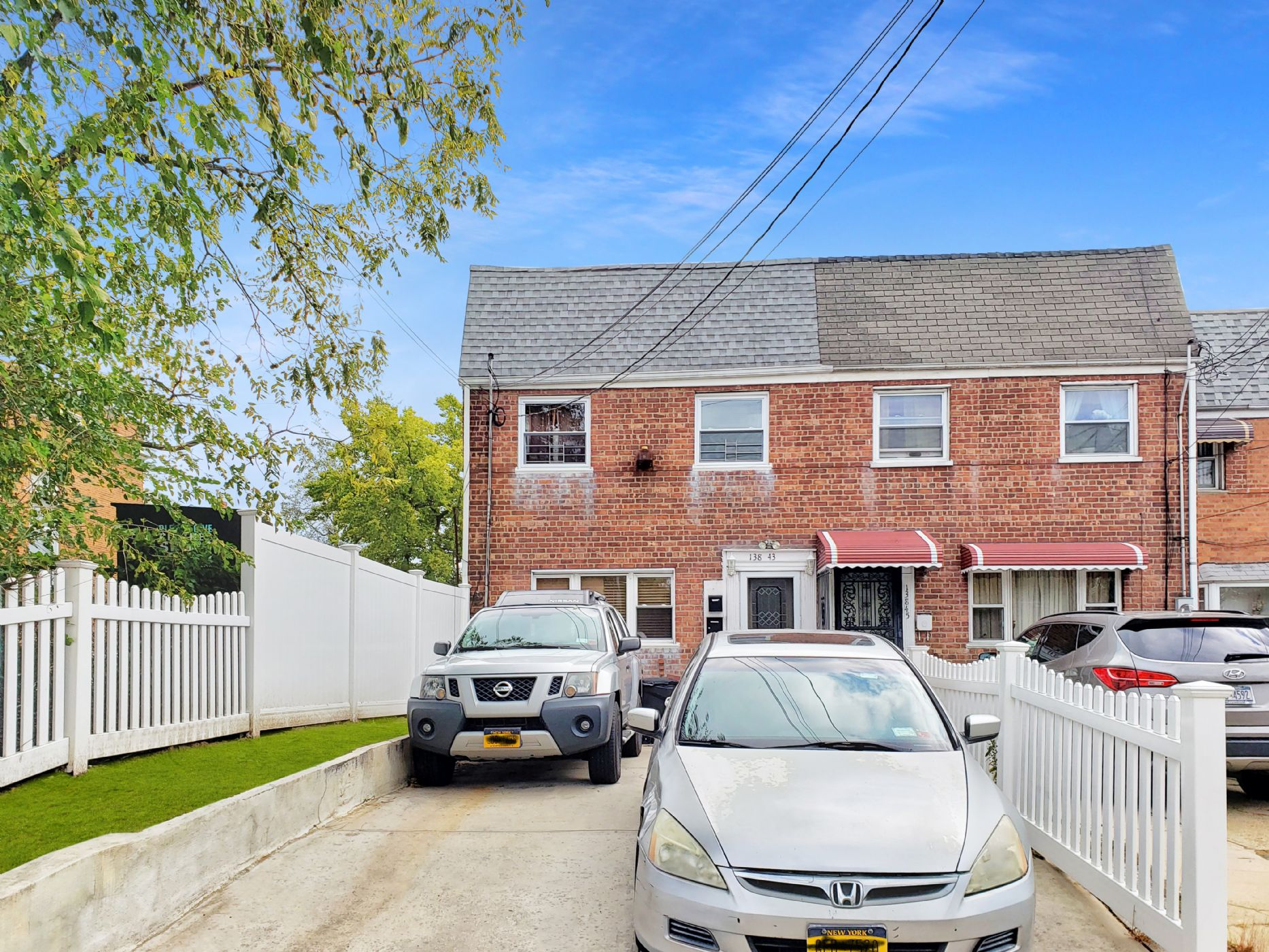 Springfield Gardens Home,  Real Estate Listing